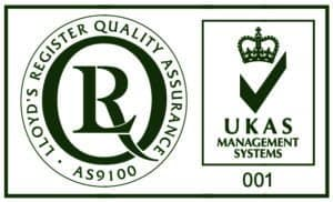 M&I Materials Ltd awarded AS9100 Rev D Accreditation