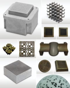 Wolfmet 3D Typical Components
